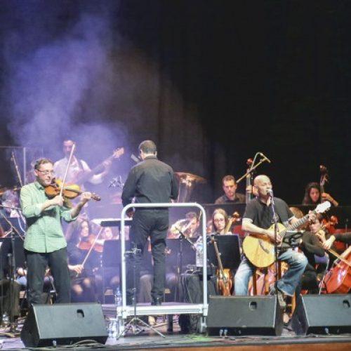 Lanovel·la'1984' fil conductor del concert deCeltasCortos