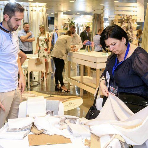 La fira Textilhogar torna a València cinc anys després