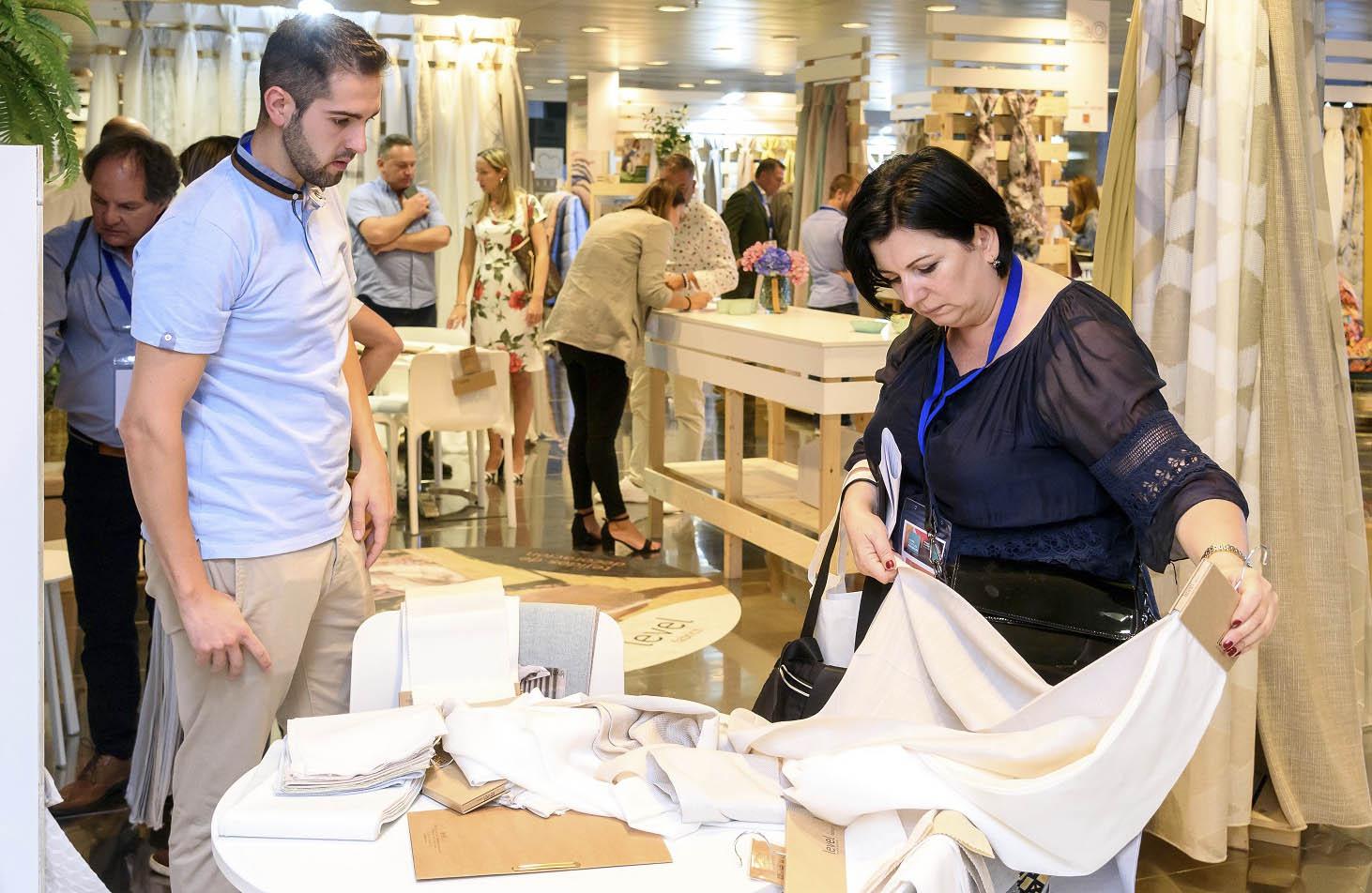 La fira Textilhogar torna a València cinc anys després El Periòdic d'Ontinyent