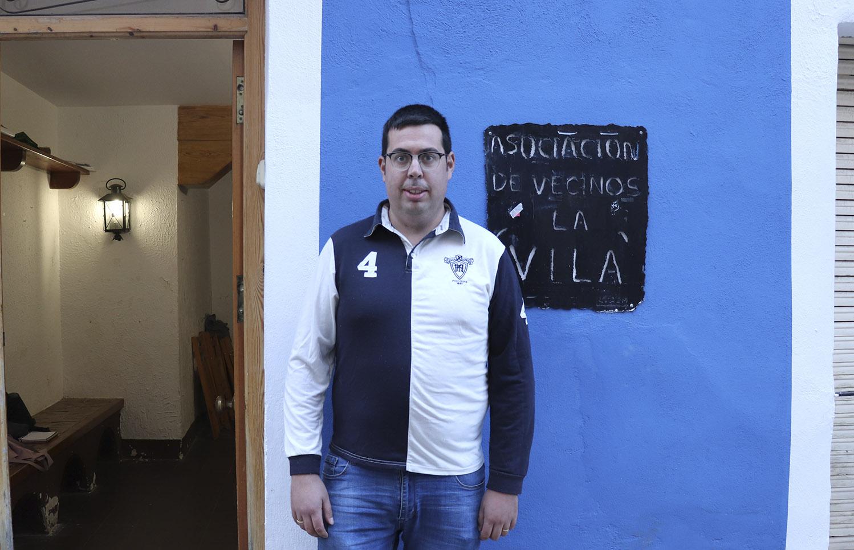 """""""Necesitamos habilitar una entrada y salida de emergencia en La Vila"""" El Periòdic d'Ontinyent"""