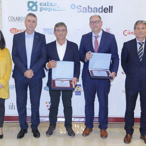 COEVAL reconeix als constructors i a Rafael Pla en el 1r Encontre d'Associats