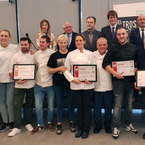 L'Alfàbega i Casa Granero guanyen el 12 Concurs Gastronòmic de Bocairent