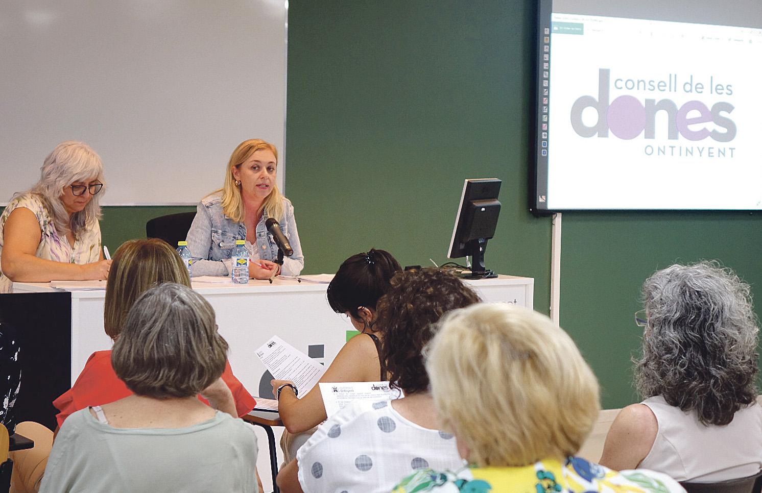Prop de 125 dones reben atenció jurídica en l'Àrea d'Igualtat municipal El Periòdic d'Ontinyent