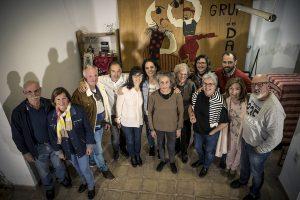 Dora Tortosa, Vicent E. Belda, Danses de Quatretonda i Joan Mira, Premis J.B. Basset 2019 El Periòdic d'Ontinyent - Noticies a Ontinyent