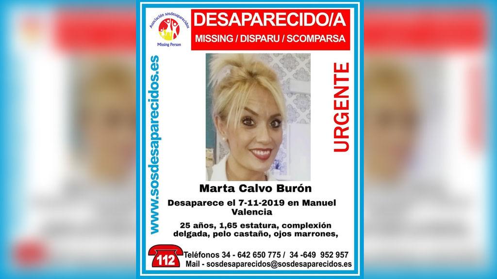 El dispositiu de recerca de Marta Calvo s'amplia a l'Olleria El Periòdic d'Ontinyent - Noticies a Ontinyent