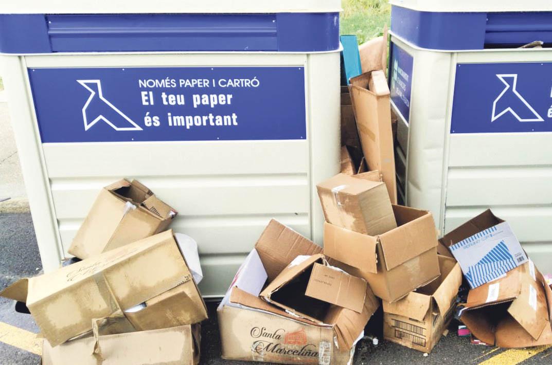 Guerra entre la Mancomunitat i l'Ajuntament per la recollida de residus El Periòdic d'Ontinyent