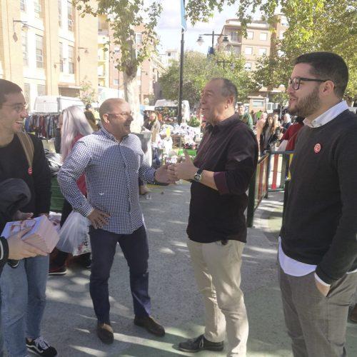 Compromís reivindicarà a Madrid el tren i la Comissaria de Policia Nacional