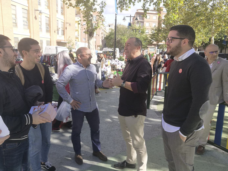 Compromís reivindicarà a Madrid el tren i la Comissaria de Policia Nacional El Periòdic d'Ontinyent