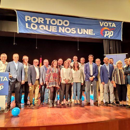 """El PP fa una crida al vot útil del PP per """"desbancar a Sánchez de la Moncloa"""""""