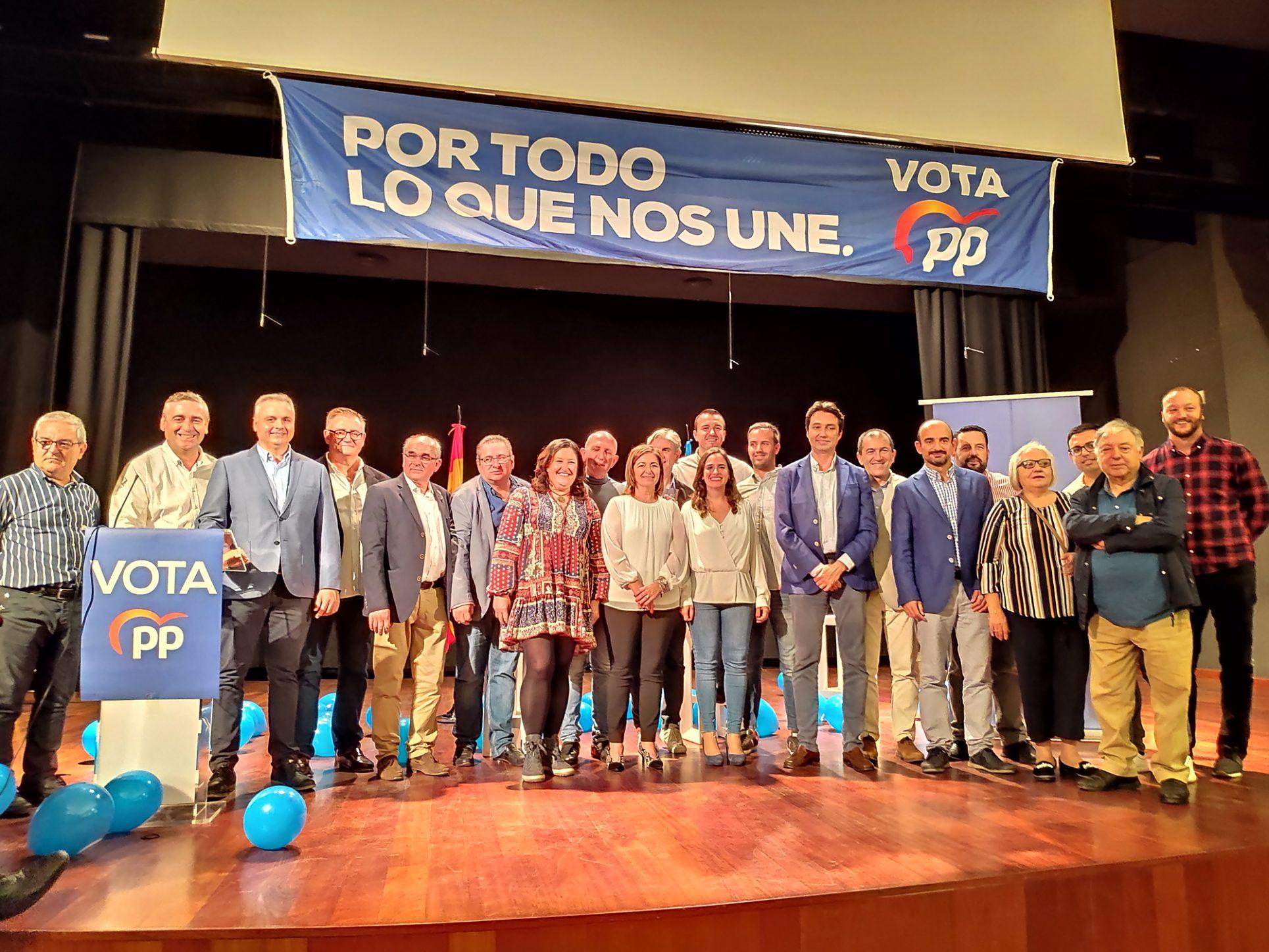 """El PP fa una crida al vot útil del PP per """"desbancar a Sánchez de la Moncloa"""" El Periòdic d'Ontinyent - Noticies a Ontinyent"""