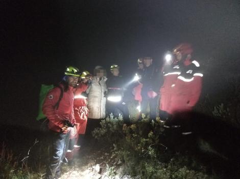 Rescaten a dos excursionistes en la serra de Bocairent El Periòdic d'Ontinyent - Noticies a Ontinyent