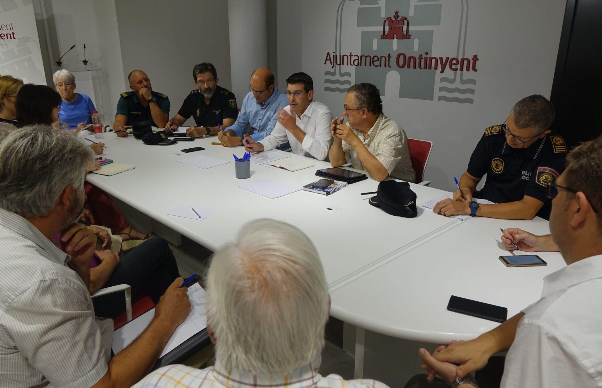 Ontinyent, la ciutat amb menys delictes de la Comunitat Valenciana El Periòdic d'Ontinyent - Noticies a Ontinyent