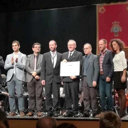 Ramón Garcia, Millor Director en el Certamen de Bandes Vila del Pinós