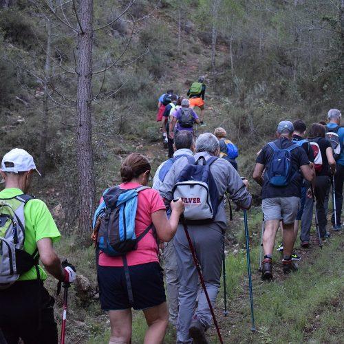 'Entre Muntanyes' arriba a la seua recta final amb 4 rutes