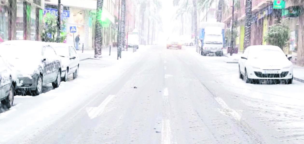 2020 serà un any plujós, i potser amb neu El Periòdic d'Ontinyent - Noticies a Ontinyent