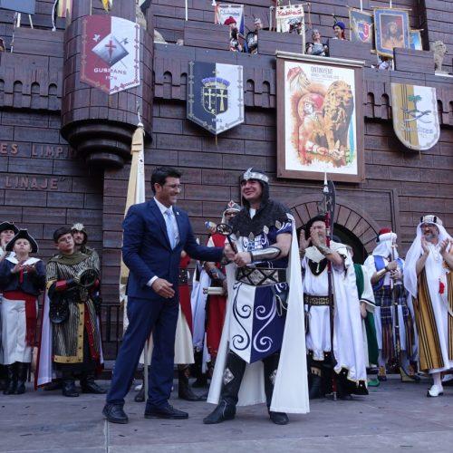 Nou impuls per a la declaració d'Interés Turístic Internacional dels Moros i Cristians