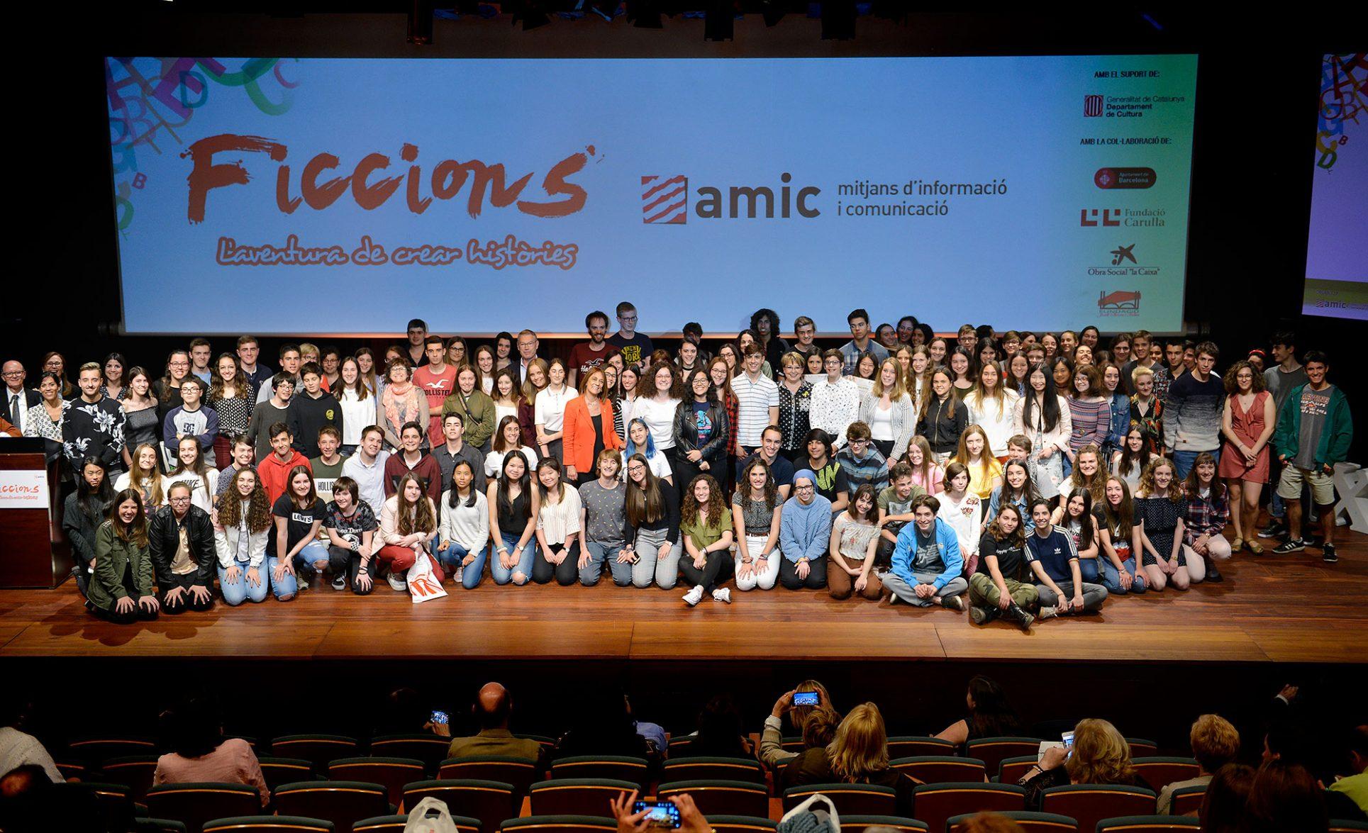 Quasi 300 alumnes han participat ja en el concurs Ficcions El Periòdic d'Ontinyent