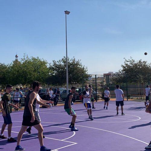 El bàsquet preparat per a prendre els parcs d'Ontinyent