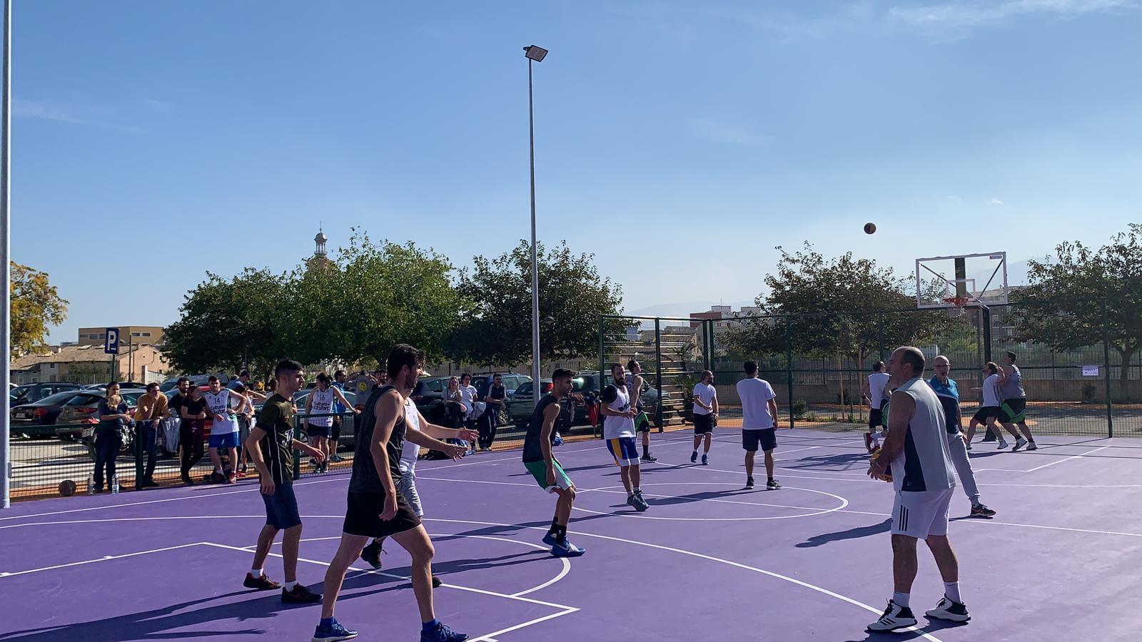 El bàsquet preparat per a prendre els parcs d'Ontinyent El Periòdic d'Ontinyent