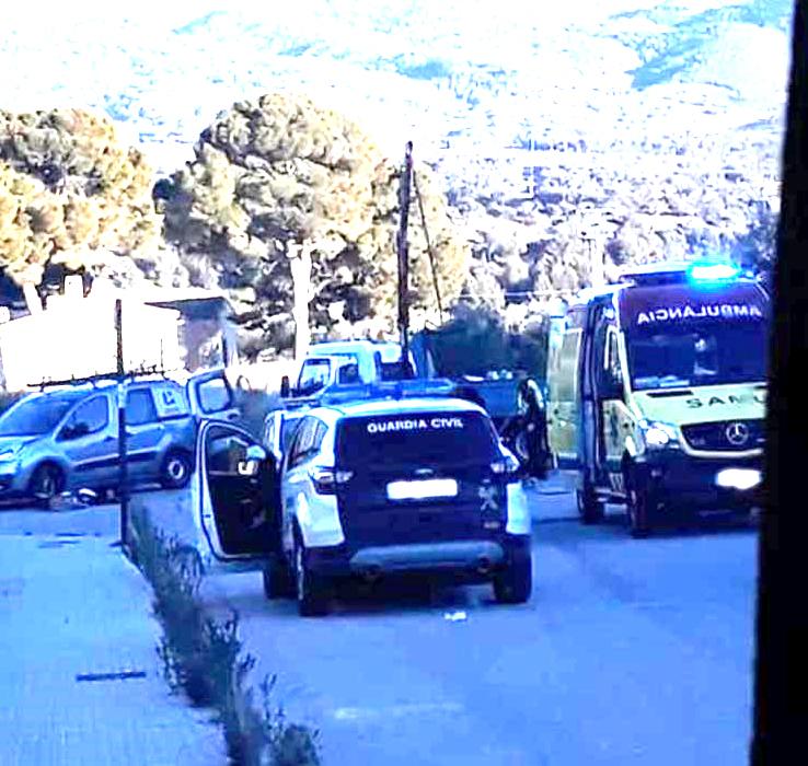 Mor un ontinyentí en l'accident laboral de Castalla El Periòdic d'Ontinyent