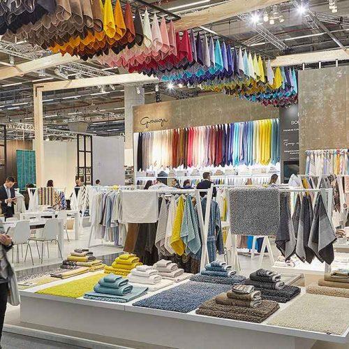 Les empreses tèxtils tornen de Frankfurt amb dos anuncis: Taula del tèxtil i Textilhogar