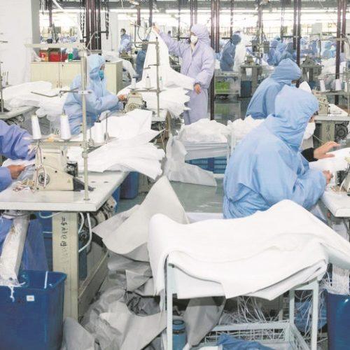 El tèxtil cerca alternatives a la Xina pel coronavirus