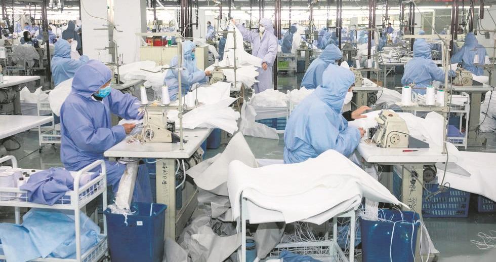 El tèxtil cerca alternatives a la Xina pel coronavirus El Periòdic d'Ontinyent