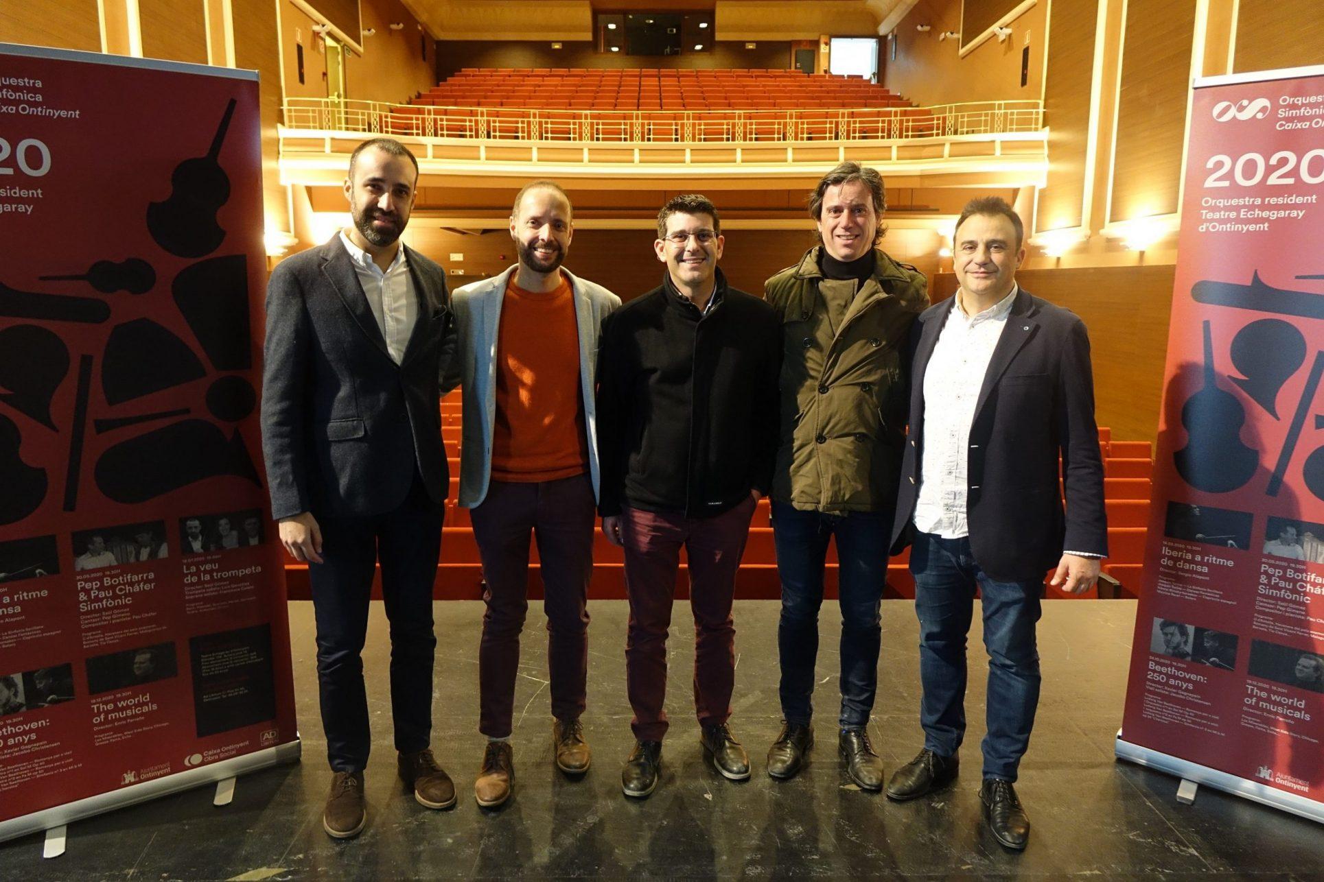20 anys d'Orquestra Simfònica a la ciutat El Periòdic d'Ontinyent
