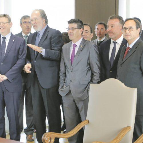 Carbonell deixarà la presidència a Pla en els pròxims mesos
