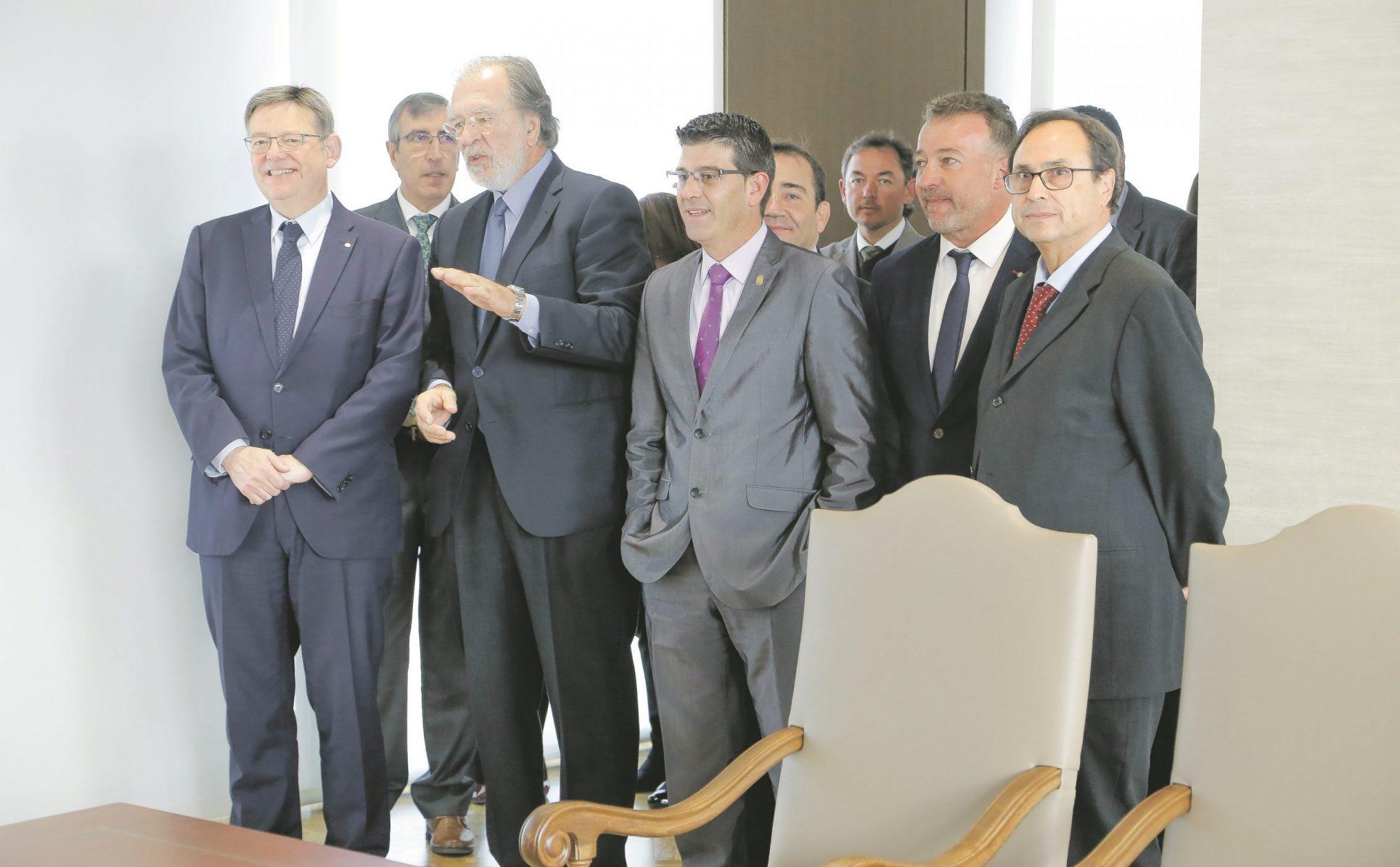 Carbonell deixarà la presidència a Pla en els pròxims mesos El Periòdic d'Ontinyent