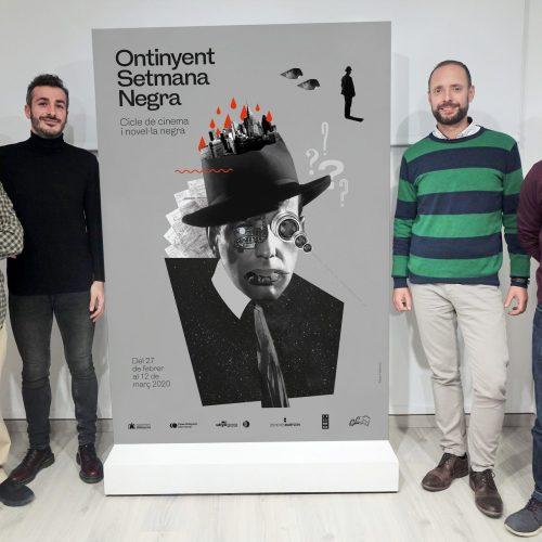 Víctor del Árbol rebrà el primer premi Setmana Negra d'Ontinyent