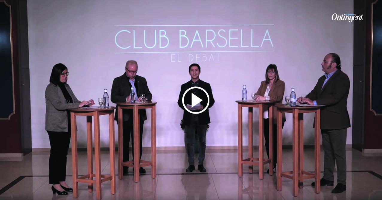 Club Barsella: l'Entrada a debat El Periòdic d'Ontinyent
