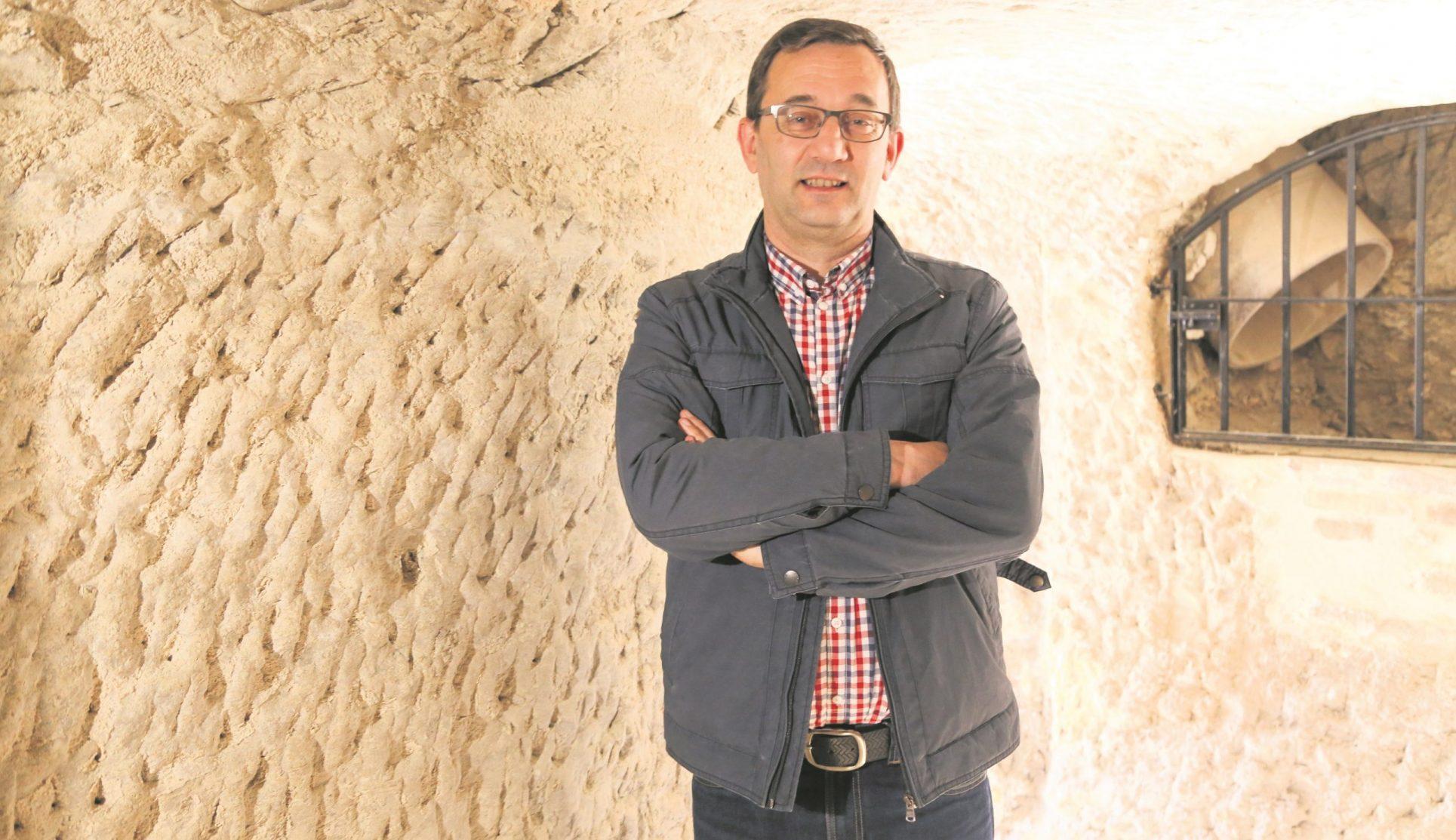 Joan Torró Martínez, nou president de l'IEVA El Periòdic d'Ontinyent