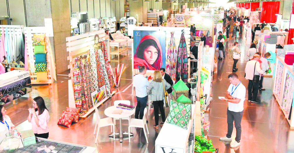 El sector tèxtil dóna treball a la comarca a més de 8.000 persones El Periòdic d'Ontinyent