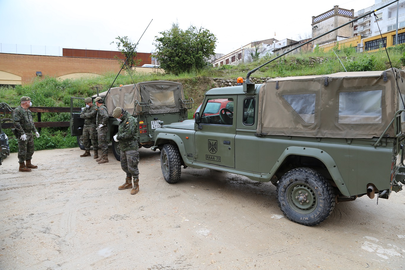 L'Exèrcit pren els carrers d'Ontinyent El Periòdic d'Ontinyent - Noticies a Ontinyent
