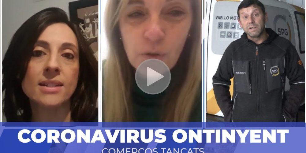 Ontinyent en viu – Crisi Coronavirus #2 Comerços Tancats