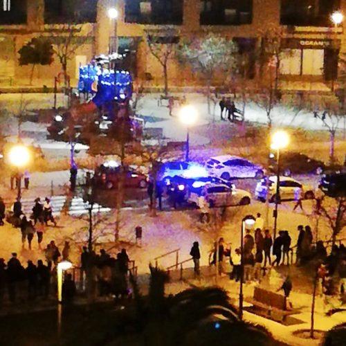 Ofensiva policial en l'àrea 20, davant les queixes veïnals