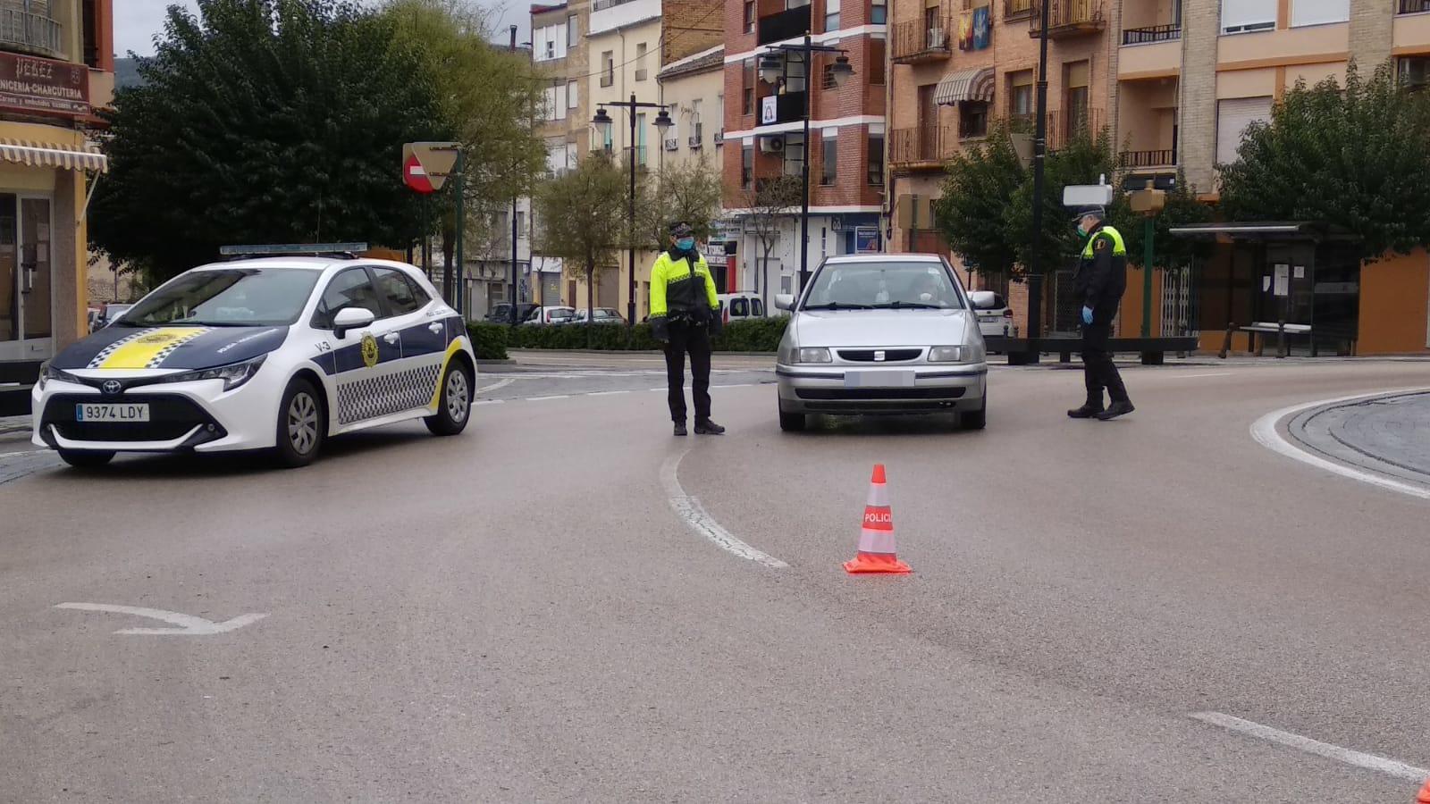 154 denúncies des de l'inici de l'Estat d'Alarma a Ontinyent El Periòdic d'Ontinyent