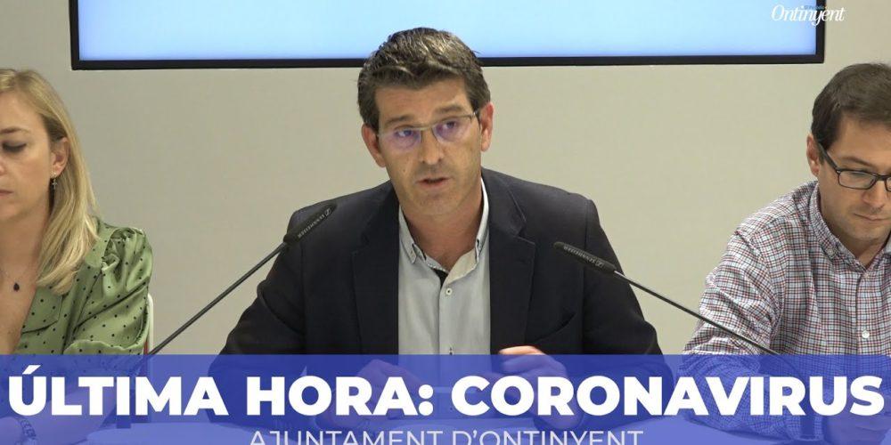 Roda de premsa Jorge Rodríguez sobre el Coronavirus