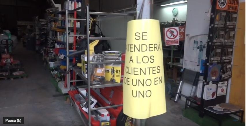 Ontinyent En Viu: Primera jornada laboral en estat d'alarma El Periòdic d'Ontinyent - Noticies a Ontinyent