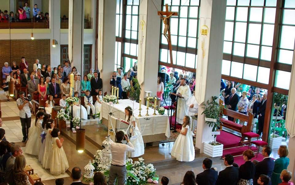 Les comunions d'Ontinyent seran als mesos de setembre i octubre El Periòdic d'Ontinyent
