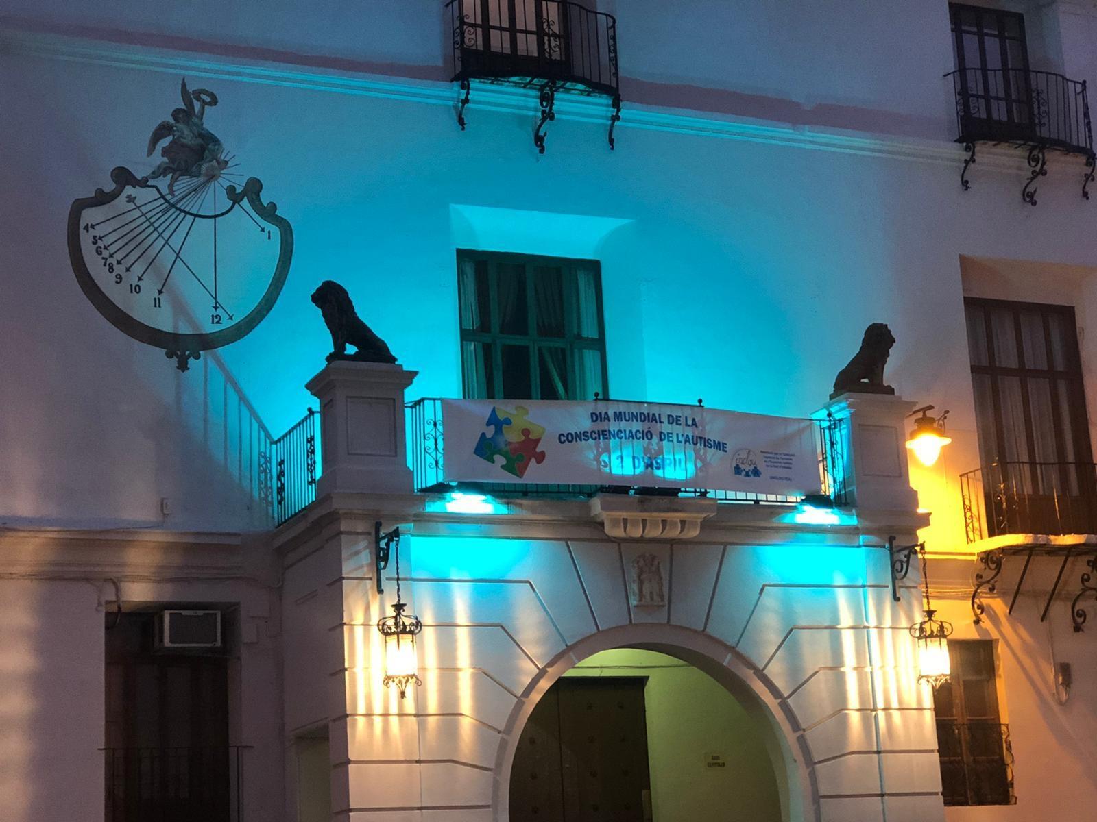 Les sirenes deixen de sonar pel Dia Mundial de l'Espectre Autista El Periòdic d'Ontinyent