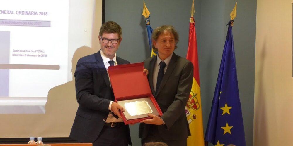 Càndid Penalba, nou president d'ATEVAL CV