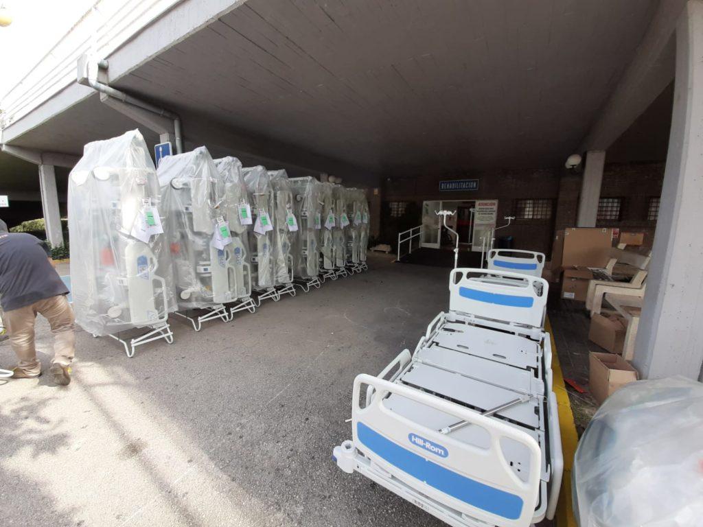Comencen a fer-se els tests de coronavirus al personal sanitari El Periòdic d'Ontinyent