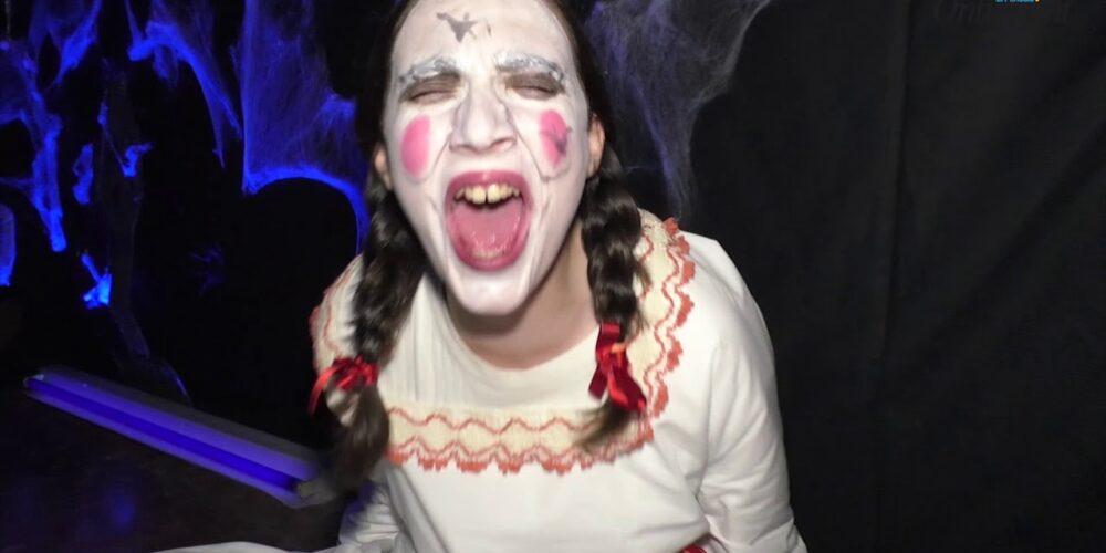 Halloween en el Poble Nou