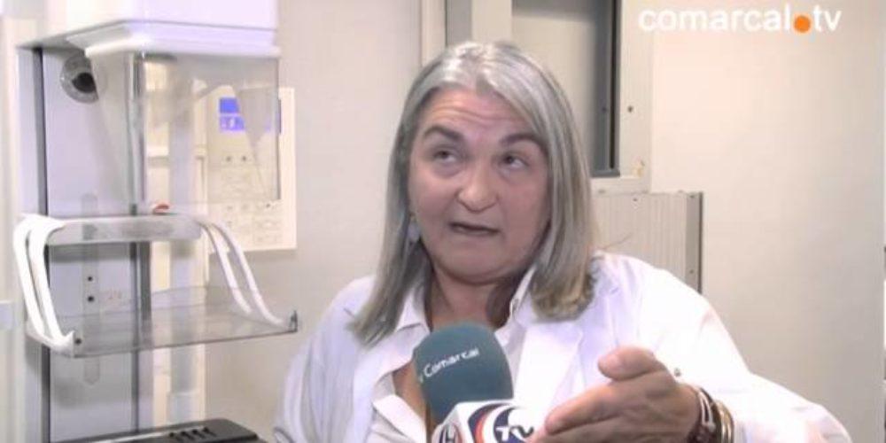 Mamògraf Hospital d'Ontinyent