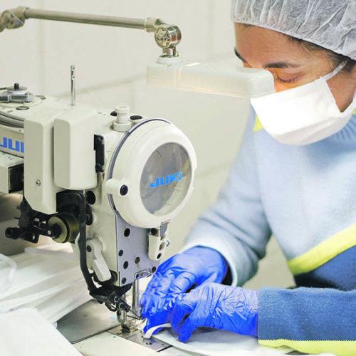 Ontinyent planteja crear un clúster de tèxtil sanitari