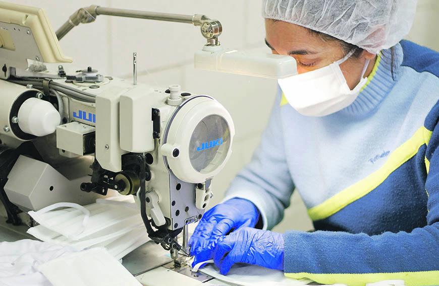 Ontinyent planteja crear un clúster de tèxtil sanitari El Periòdic d'Ontinyent