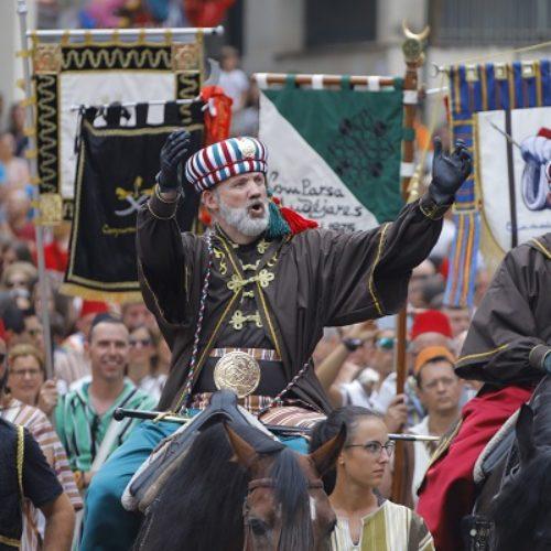 Cancel·lades les festes de Moros i Cristians d'Ontinyent 2020