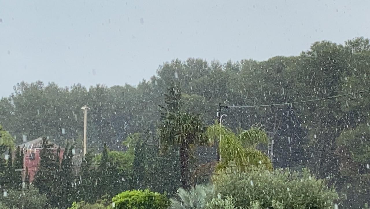 Dia de contrastos: més de 20º, pluja i granís El Periòdic d'Ontinyent - Noticies a Ontinyent